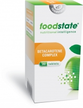 image for FoodState Betacarotene Complex