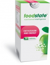 image for FoodState Enthusiasm + Energy