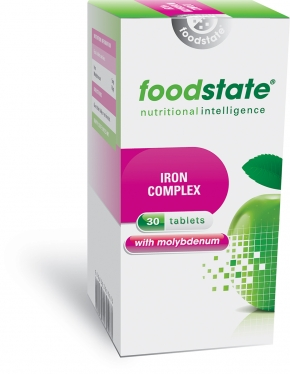 image for FoodState Iron Complex with Molybdenum