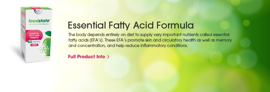 Essential Fatty Acid Formula